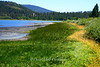 Spooner Lake in Summer