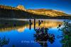 Lake Mary Morning Reflections, Mammoth Lakes, CA