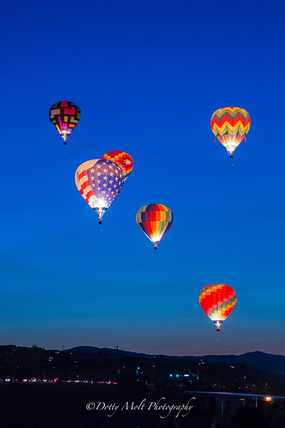 Dawn Patrol flying high