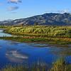Summer Morning Clouds, Little Washoe Lake, NV