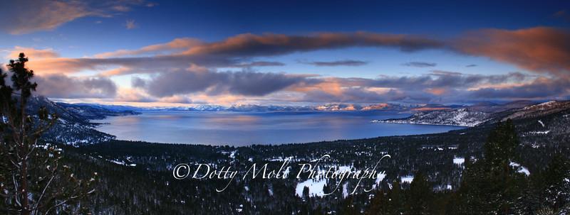 Winter Wonderland, Lake Tahoe, NV