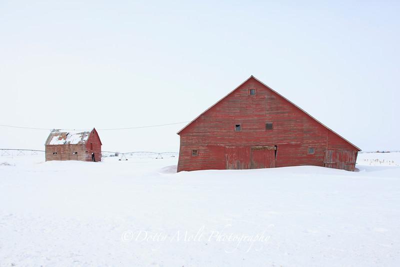 Red Barn District, Idaho