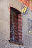 Virginia City Sunflower window
