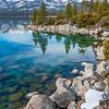 Bluebird Tahoe day