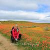 Selfie Antelope Poppy Preserve