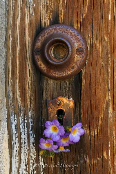 Death Valley Keyhole