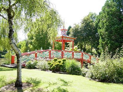 Jardin Apremont sur Allier 35 C-Mouton