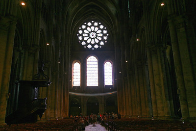 Bourges Cathedrale Interieur 03 C-Mouton