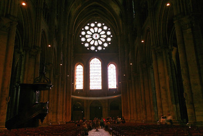 Bourges Cathedrale Interieur 04 C-Mouton