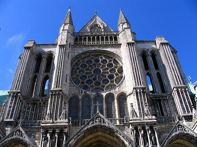Cathedrale Chartres 20 C-Mouton