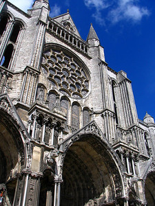 Cathedrale Chartres 8 C-Mouton