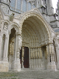 Cathedrale Chartres 38 C-Mouton