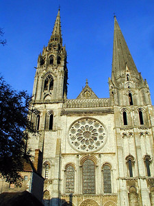 Cathedrale Chartres 43 C-Mouton