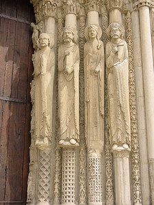 Cathedrale Chartres 34 C-Mouton