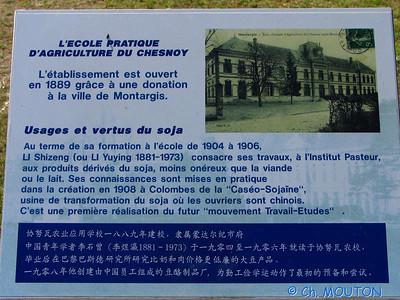 Montargis ville 15 C-Mouton