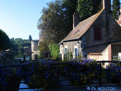 Montargis ville 6 C-Mouton