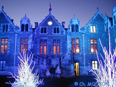 Orléans Hotel Groslot 22 C-Mouton