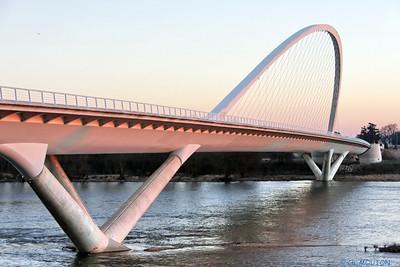 Orleans - Pont de l'Europe 40 C-Mouton