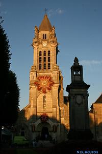 Eglise St Marceau 8747 C-Mouton