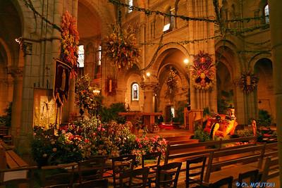 Eglise StMarceau à la St Fiacre 8810 C-Mouton