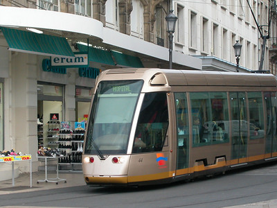 Orleans Tramway 0 C-Mouton