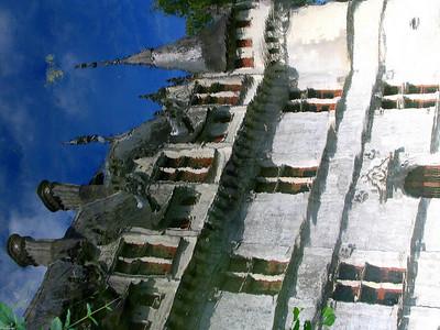 Azay le Rideau Chateau 027 C-Mouton