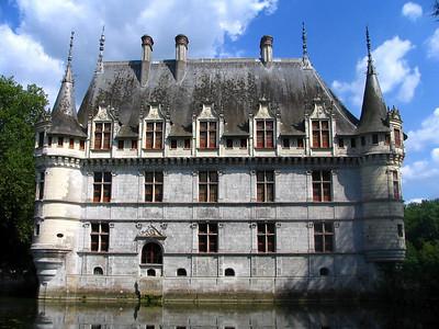 Azay le Rideau Chateau 029 C-Mouton