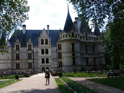 Azay le Rideau Chateau 000 C-Mouton