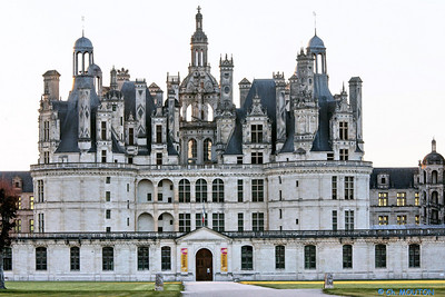 Chateau Chambord 2168 C-Mouton