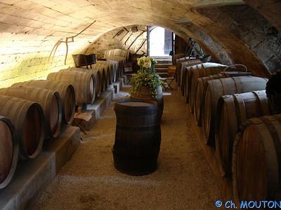 Cave des dames Chenonceau 49 C-Mouton