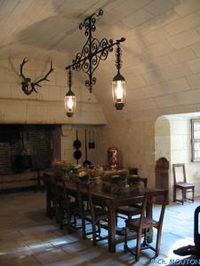 Chenonceau interieurs 23 C-Mouton