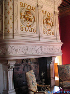 Chenonceau interieurs 17 C-Mouton