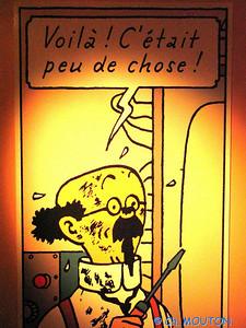 Tintin 13 C-Mouton