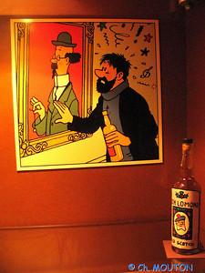 Tintin 02 C-Mouton