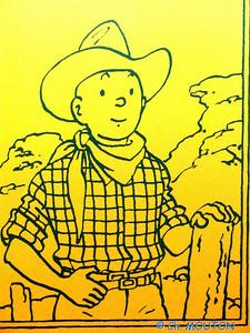 Tintin 06 C-Mouton