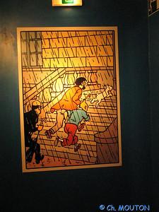 Tintin 01 C-Mouton
