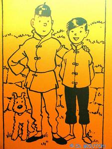 Tintin 11 C-Mouton