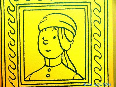 Tintin 05 C-Mouton