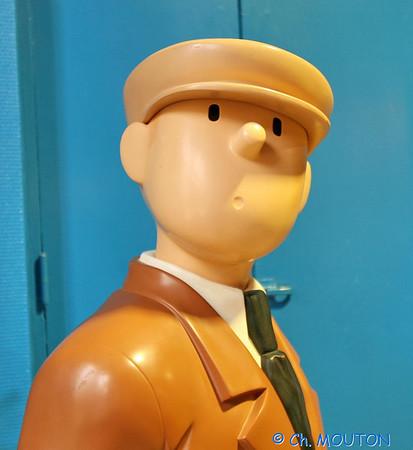 Expo Tintin 2 C-Mouton
