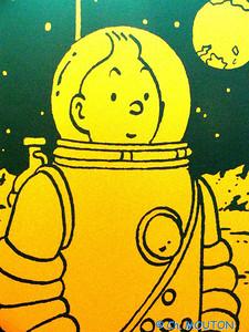 Tintin 08 C-Mouton
