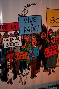 Tintin Cheverny 2 C-Mouton