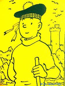 Tintin 07 C-Mouton