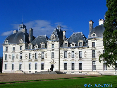 Cheverny Chateau 00 102004 C-Mouton