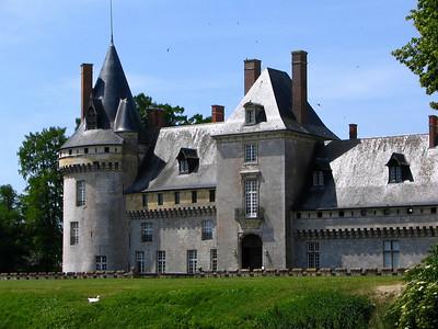 Chateau de Sully sur Loire 003 C-Mouton