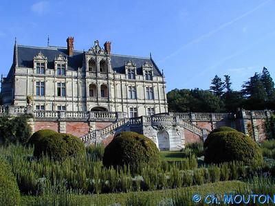 Chateau de la Bourdaisière 3 C-Mouton