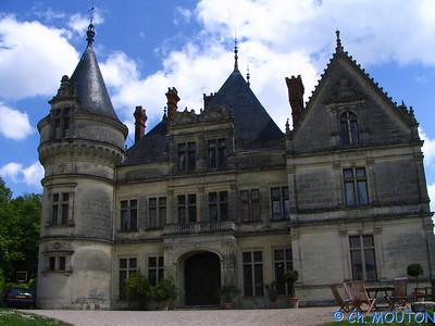 Chateau de la Bourdaisière 25 C-Mouton