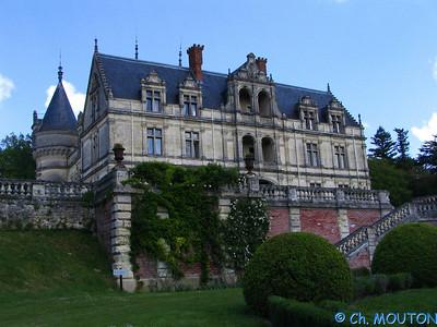 Chateau de la Bourdaisière 40 C-Mouton