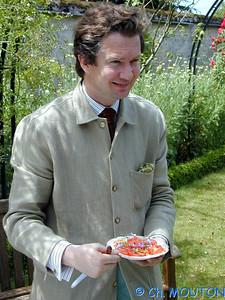 Chateau de la Bourdaisière Prince Jardinier 5 C-Mouton