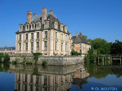 Le Ferte St Aubin Chateau 16 C-Mouton