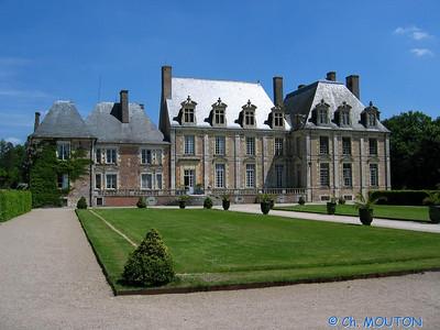 Le Ferte St Aubin Chateau 24 C-Mouton